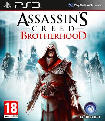 Assassin's Creed brotherhood PS3 torrent