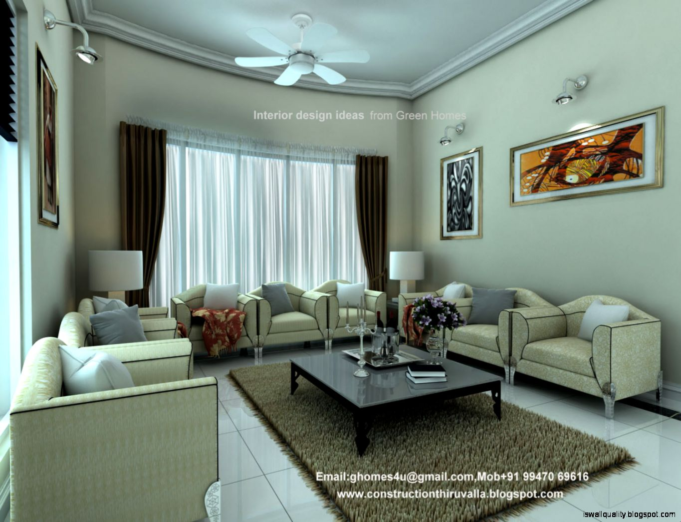 Interior Design Living Room Traditional 1080p Wallpapers Quality