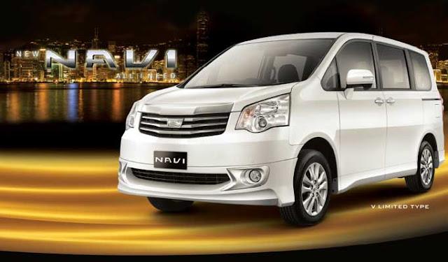 Spesifikasi Harga Kredit & Cicilan Toyota NAV1 Surabaya