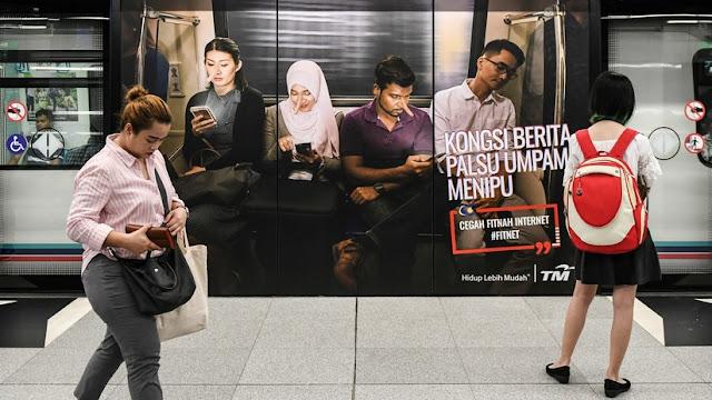 Malasia propone castigar con hasta 10 años de cárcel la difusión de noticias falsas
