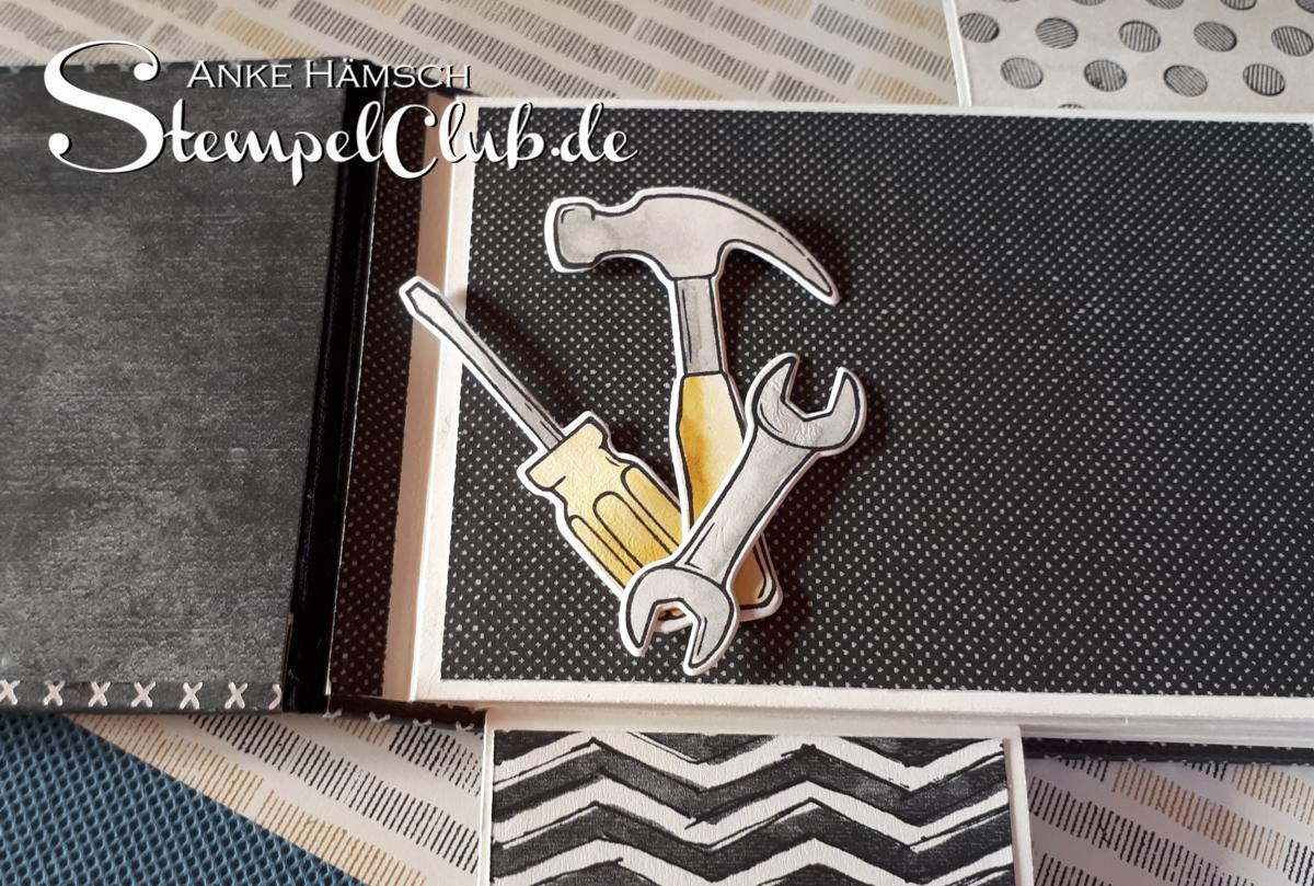 Homemade Stampin Project, der Workshop für zu Hause ist ab sofort bestellbar. Materialpaket inklusive Anleitung,  Bastelset, Bastelkit, Kreativkit, Workshop to go