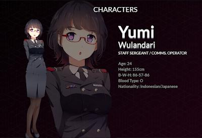 Yumi Wulandari