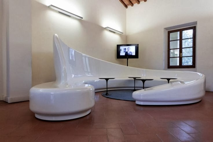 Dream Decorators: Ultra modern living room furniture