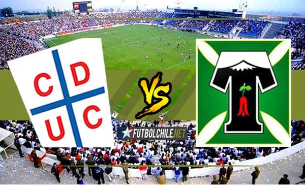Universidad Católica venció 2-1 a Deportes Temuco en el inicio de la primera fecha del fútbol chileno