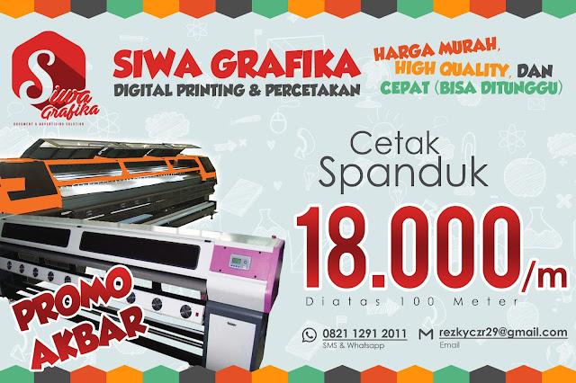Cetak Spanduk 24 Jam Jakarta