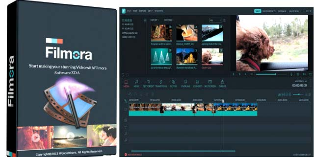 Filmora 8.3.5 Free Download