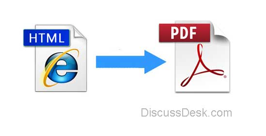 Convert HTML PHP into PDF
