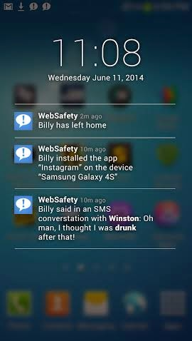Keep Kids and Teens Safe Online- WebSafety Review @WebSafetyInc #ad via www.productreviewmom.com