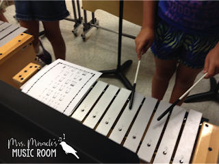5 teaching tips for music centers: Includes great suggestions for your music lessons!