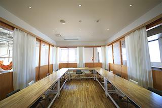 会場の「未来会議室」