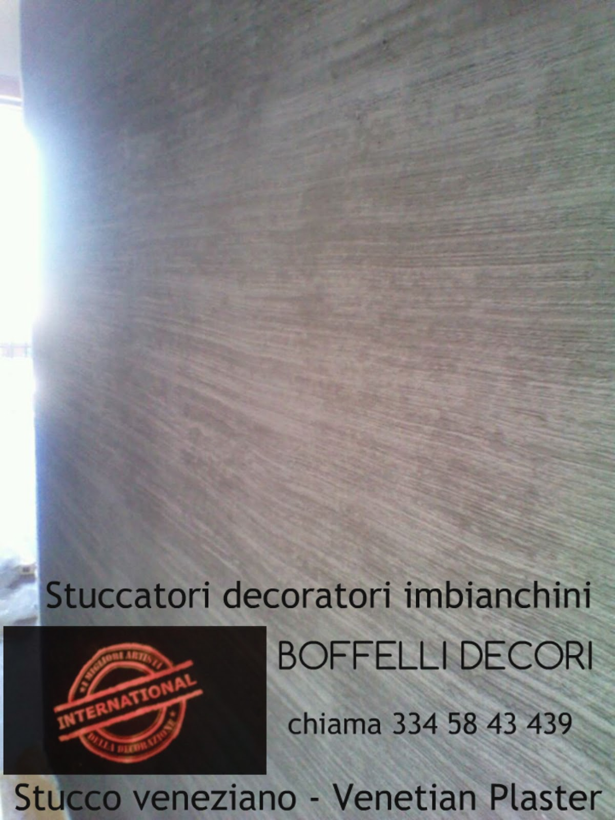 Boffelli decori coloriture decorative e stucco veneziano for Istinto pietra spaccata prezzo