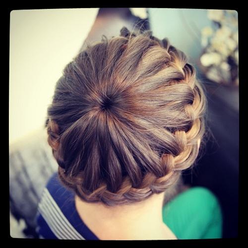 Flower Girl Hairstyles Wedding Plan Ideas