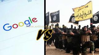 Google Tiene un plan muy inteligente para acabar con el Isis