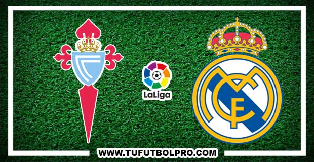 Ver Celta vs Real Madrid EN VIVO Por Internet Hoy 7 de Enero de 2018