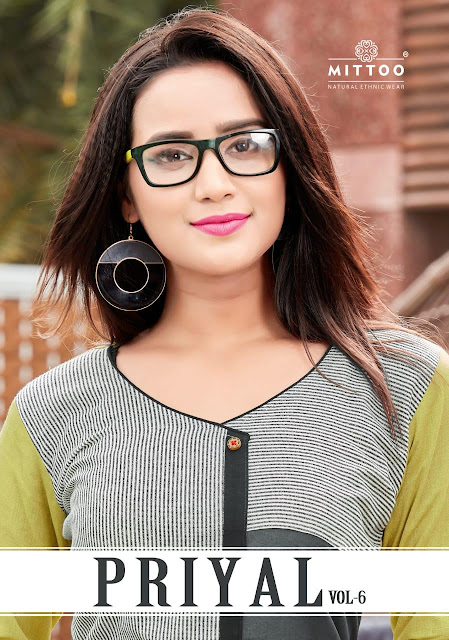 Mittoo Priyal vol 6 Cotton kurtis cotton summer collection 2019 Facebook