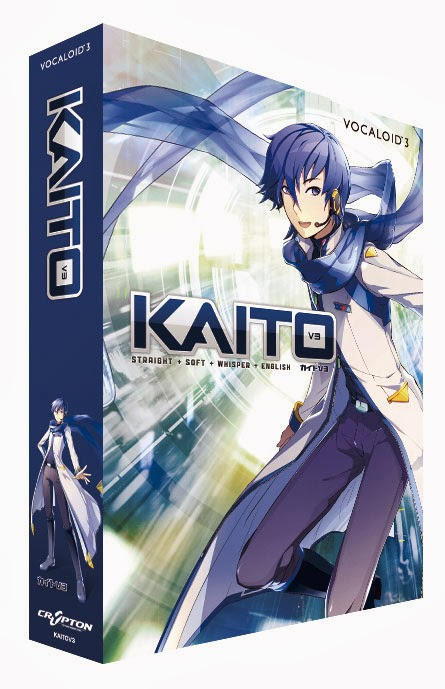 AnimeProductionsPresents.. : vocaloid review 1~Vocaloid Kaito Age