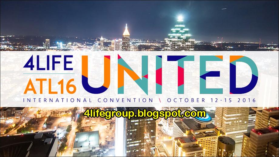 foto Konvensyen Antarabangsa 4Life® 2016: United (Video)