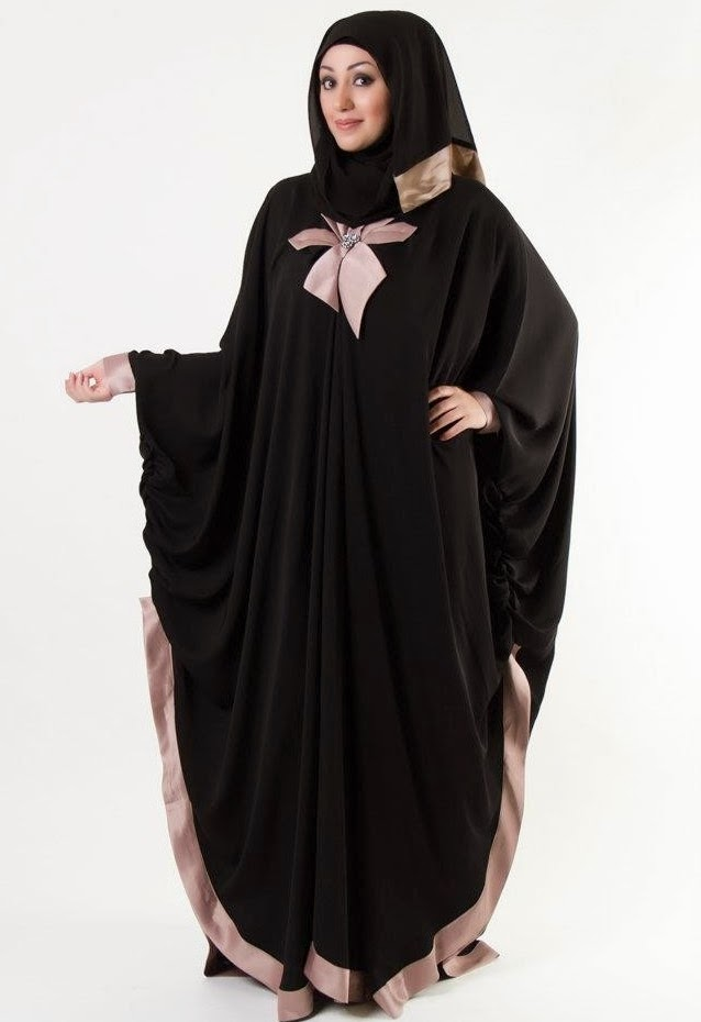 Abaya with Hijab Collection 2016-2017 For Muslim Women ...