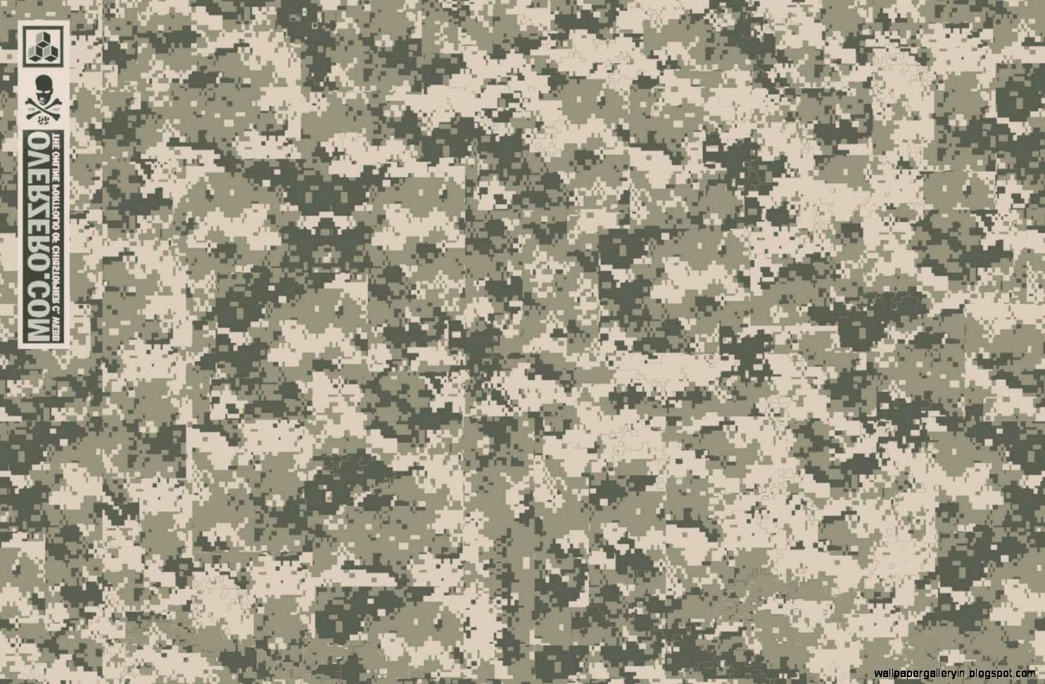 Army Digital Camouflage Hd Wallpaper | Wallpaper Gallery