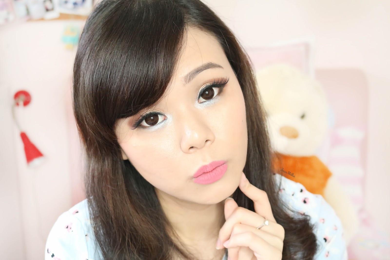 makeup, korean makeup, makeup tutorial, tutorial makeup, jeanmilka, jeanmilka makeup, indonesian makeup, makeup indonesia, beauty story, my beauty story, indoensian beauty blogger