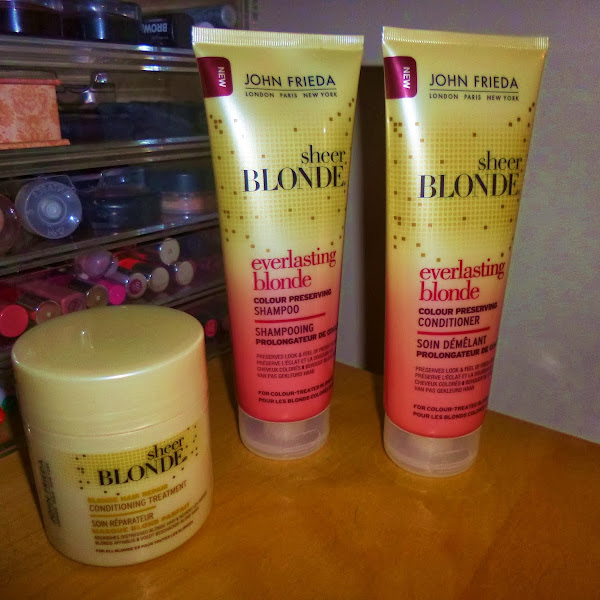 John Frieda: Sheer Blonde Collection