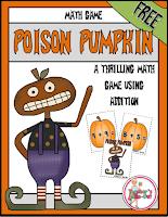 Poison Pumpkin FREEBIE