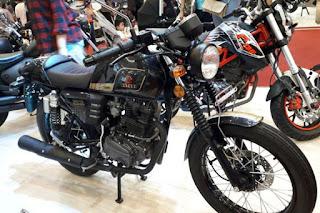 Penjualan Motor KTM dan Benelli di GIIAS 2018