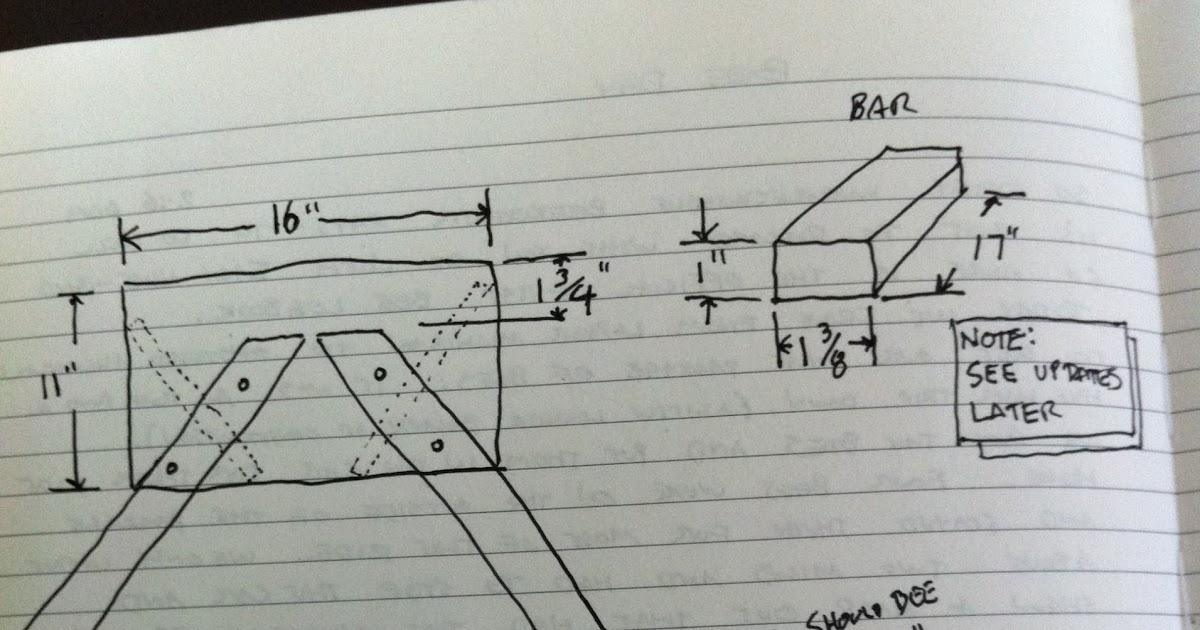 Notepad Life: Top Bar Hive Plans
