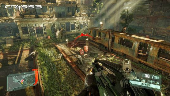 Download Crysis 3 game for pc highly compressed