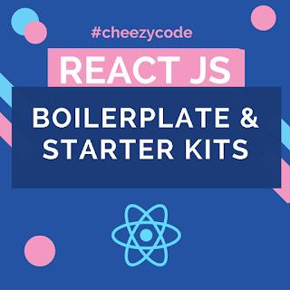 react-boilerplate-starter-kit-cheezycode