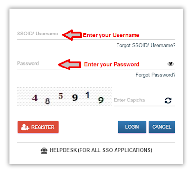 SSO Rajasthan Login