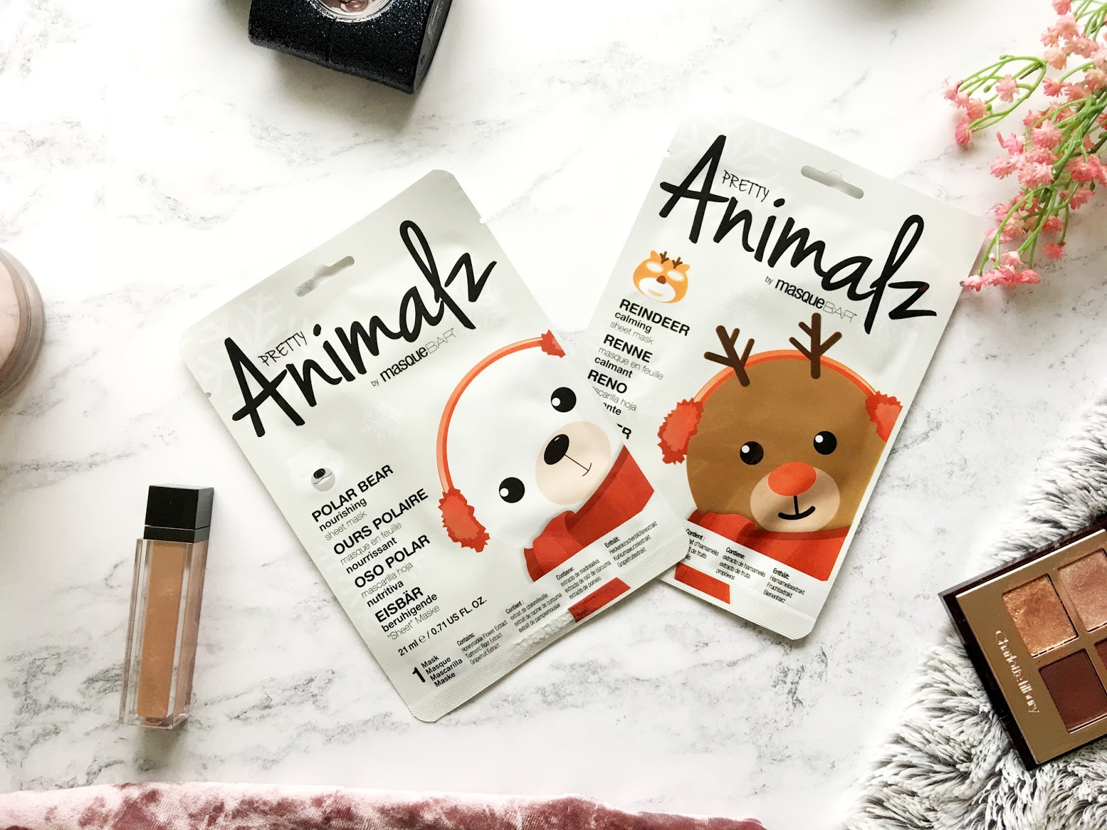 Pretty Animalz Sheet Masks