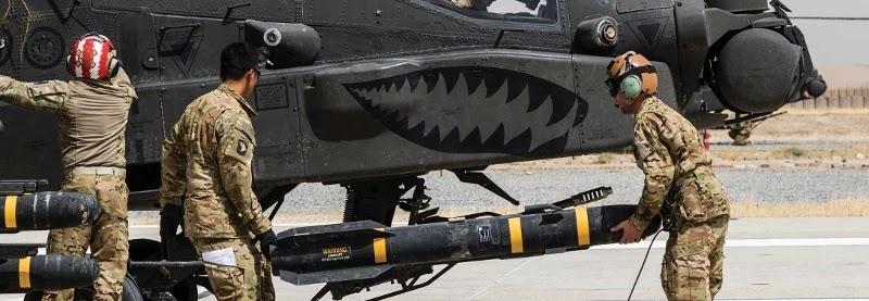 США схвалили продаж Великобританії 395 ракет AGM-114R2 Hellfire
