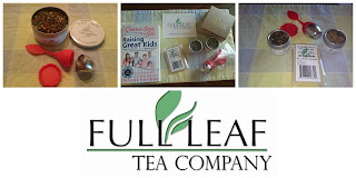 Mothers Day Giveaway (Full Leaf Tea Company Review)