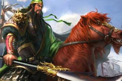 Tướng mạnh nhất của Lưu Bị