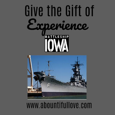 Give the Gift of Experience