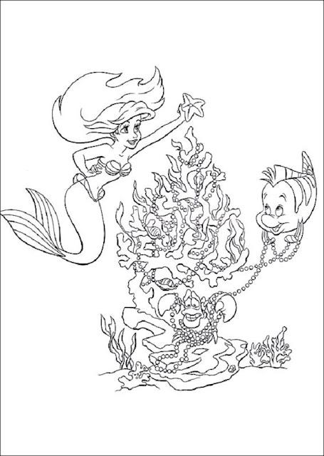 olorear Princesa Ariel