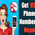How To Get USA Phone Number In Nepal