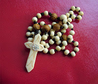 Rosary in Yak Wooden beads