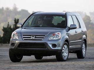 Honda CRV autobild