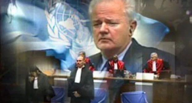 """ΑΘΩΟΣ μετά θάνατον ο Μιλόσεβιτς! Ποιος θα δικάσει την αλητεία των δυτικών """"ηγετών"""";"""