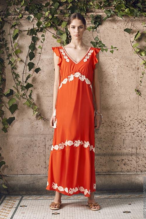 Moda primavera verano 2019 │ Vestidos primavera verano 2019.