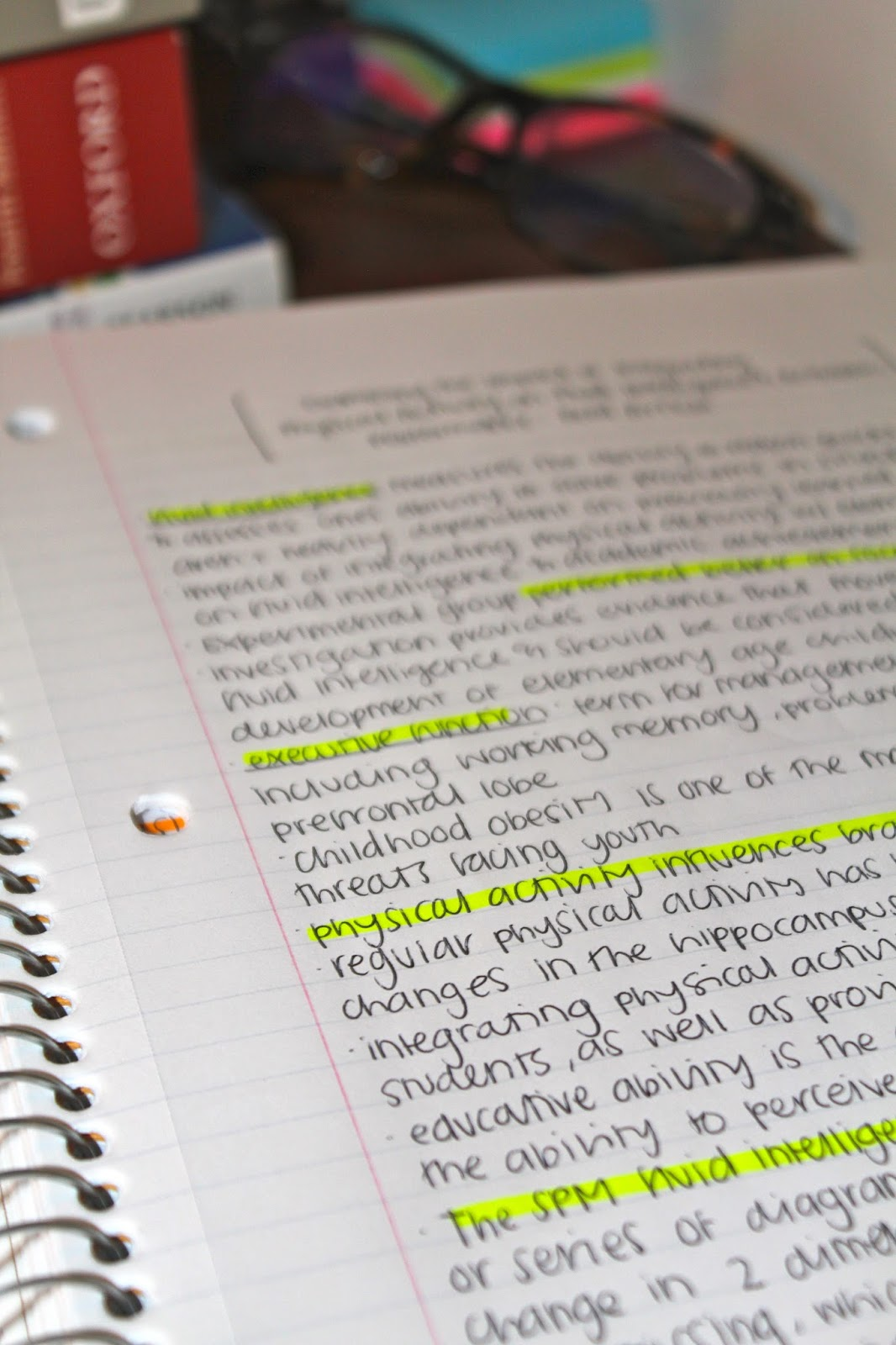 Prep In Your Step Tips For Textbook Reading Highlighting