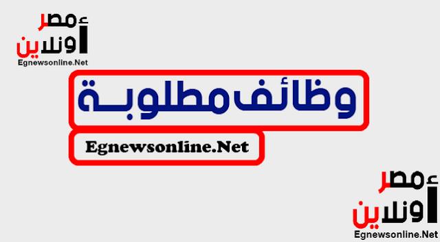اعلانات وظائف,وظائف شاغرة,مطلوب وظائف,مصر,أخبار مصر,مصر أونلاين,