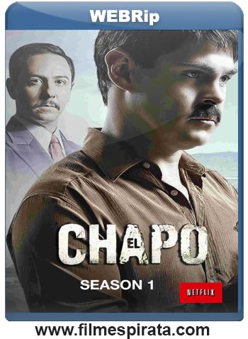 El Chapo 1ª Temporada Completa Torrent – WEBRip 720p Dublado (2017)