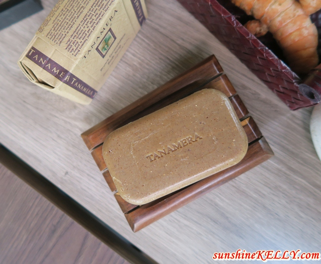 Tanamera Tropical Spa: Brown Soap for Anti-Inflammatory & Anti-Bacterial