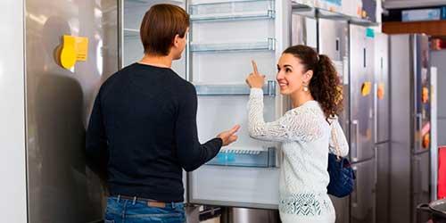 Instalaciones eléctricas residenciales - Comprando electrodomésticos
