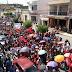 PROTESTO CONTRA A REFORMA DA PREVIDÊNCIA REÚNE CENTENAS DE MANIFESTANTES EM CÍCERO DANTAS