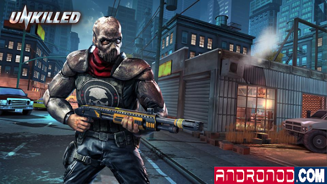 UNKILLED v0.6.1 Mod Apk+Data For Android (All GPU)