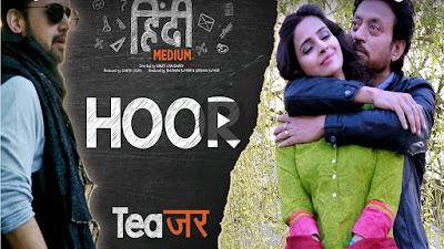 Hoor Song Lyrics - Atif Aslam, Irrfan Khan | Hindi Medium